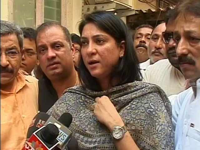 Priya Dutt: Our Heart Goes Out to the Family of Salman Khan