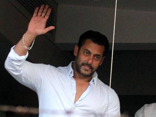 No Jail For Salman Khan