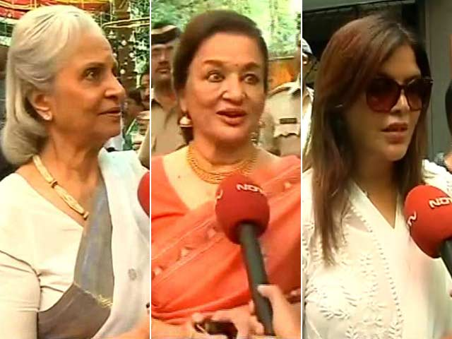 Video : Shashi Kapoor, as His Heroines Saw Him