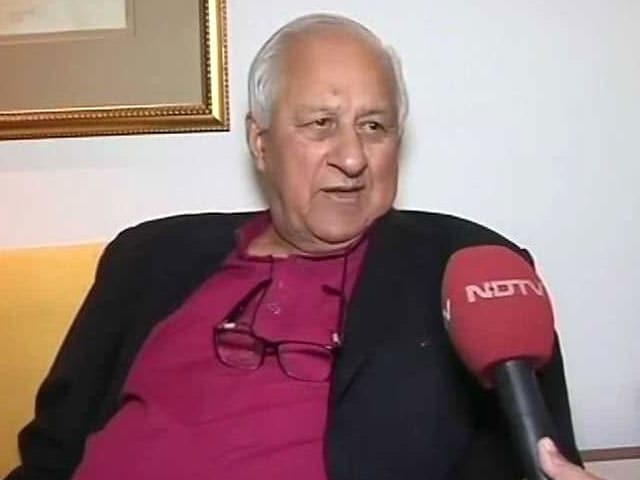 Video : Cricket and Politics Are Separate: Pakistan Cricket Chief Shahryar Khan