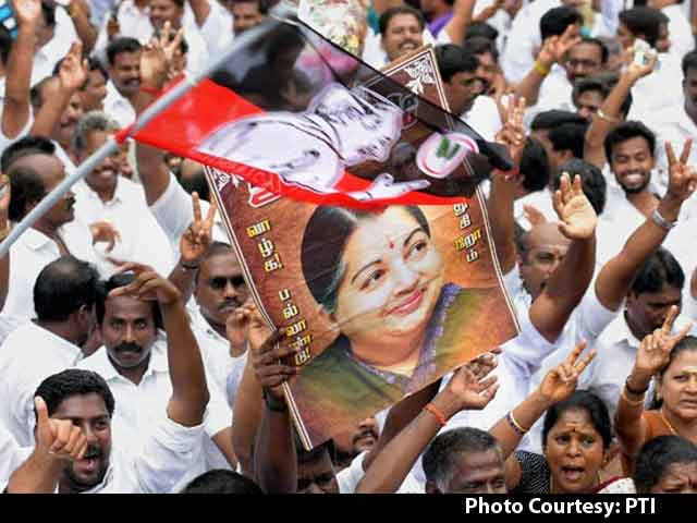 Video : Have Emerged as 'Tested Pure Gold,' Says Jayalalithaa, Acquitted in Corruption Case