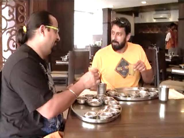 Video : Rocky and Mayur's Favourite: Have You Been to Rajdhani Yet?