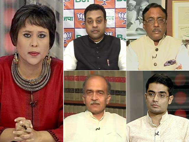 Video : Supreme Court Tears Down 'Poster Boys': Will Netas Fall In Line?