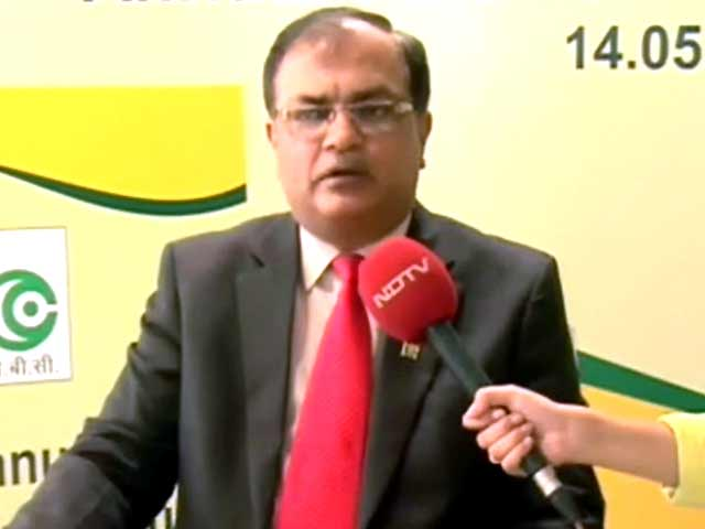Video : Expect 12% Credit Growth in 12%: Oriental Bank of Commerce