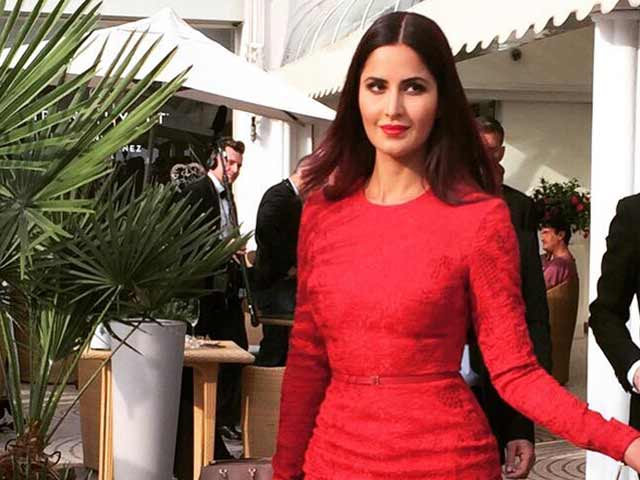 Katrina Kaif's Winning Formula at Cannes