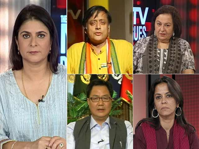 Video : The NDTV Dialogues: Crime and Punishment for Juveniles