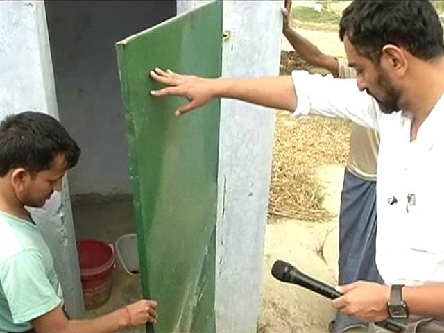 Video : Truth vs Hype: Crores of Swachh Bharat Toilets, But Where are the Users?