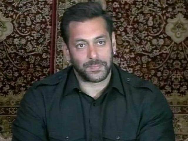 Video : Salman Khan Thanks Fans Who Stood by Him