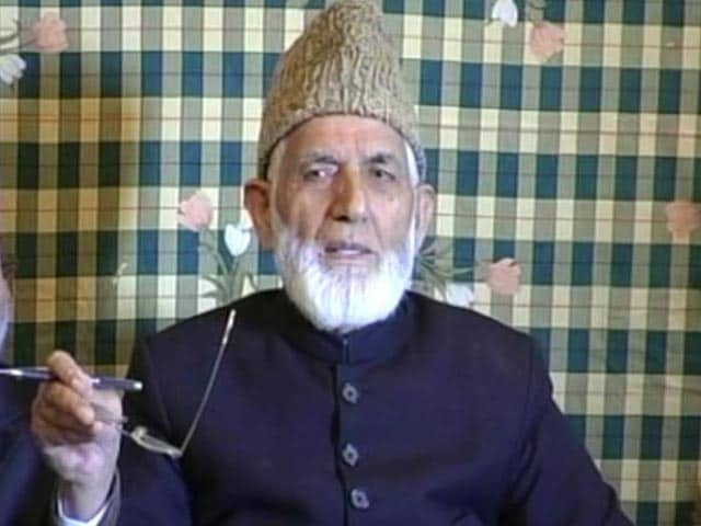 Video : Separatist Syed Ali Shah Geelani's Request for Passport Sparks Political Row in Jammu and Kashmir