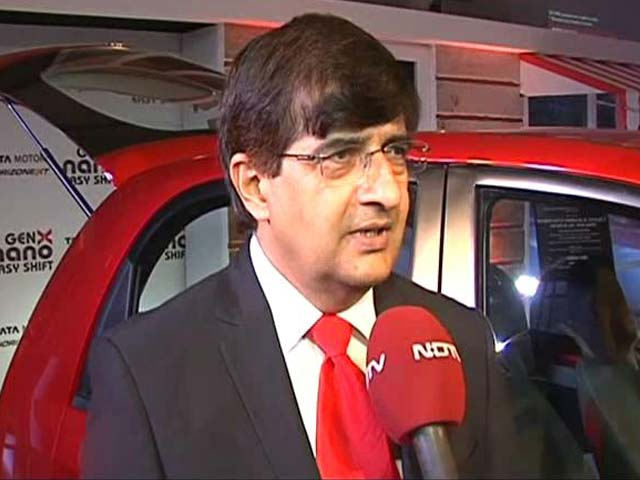 Video : Tata Motors Expects High Demand For GenX Nano AMT