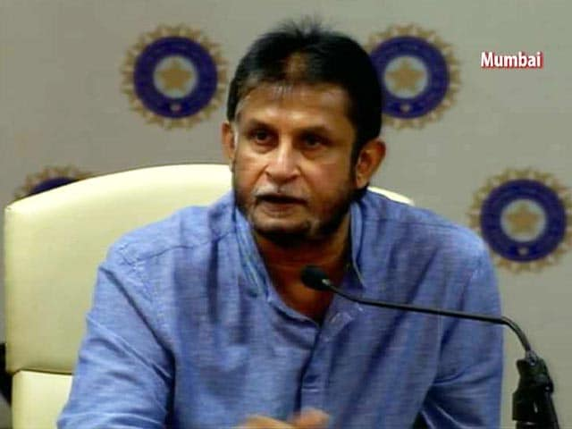 Video : Harbhajan Singh Wasn't Picked on Emotions: BCCI Selection Committee Chief Sandeep Patil