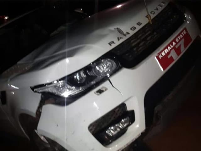 Video : केरल के मंत्री की कार से टकराकर प्रोफेसर की मौत