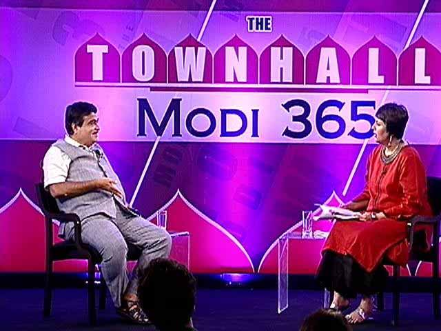 Video : 'No Insult to India, PM Told Ministers': Nitin Gadkari to NDTV