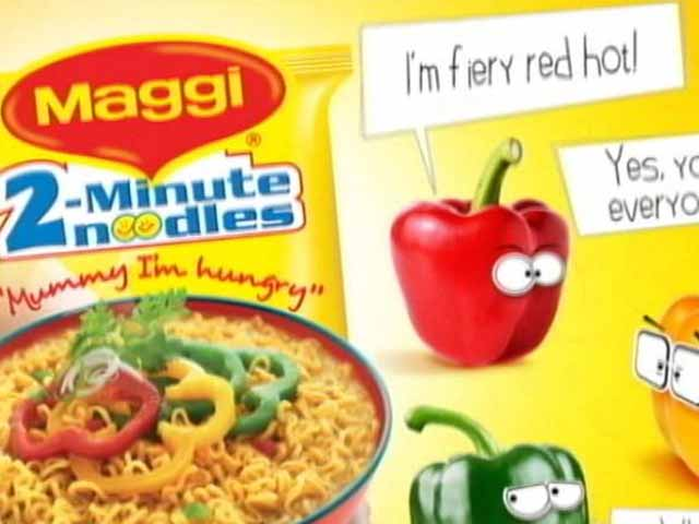 Video : Maggi Noodles Being Tested by Maharashtra, Gujarat After Flunking in UP