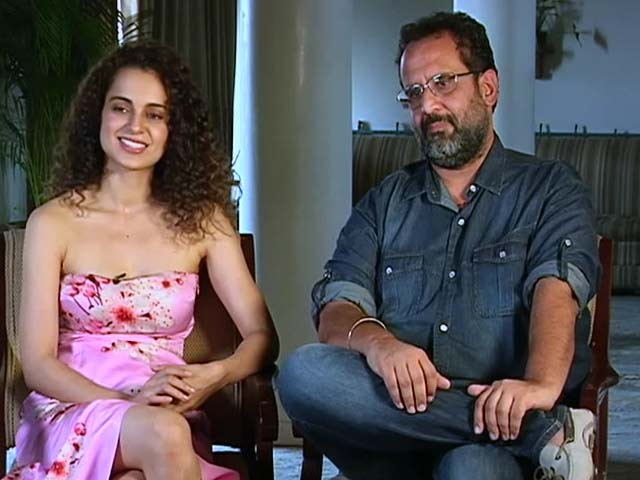 Tanu Weds Manu Returns Better Than First Film: Kangana Ranaut