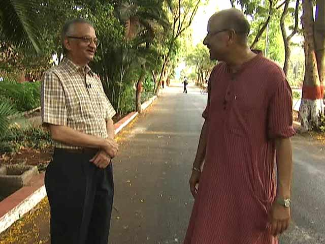 Video : Walk The Talk With Anil Kakodkar (Part 1)