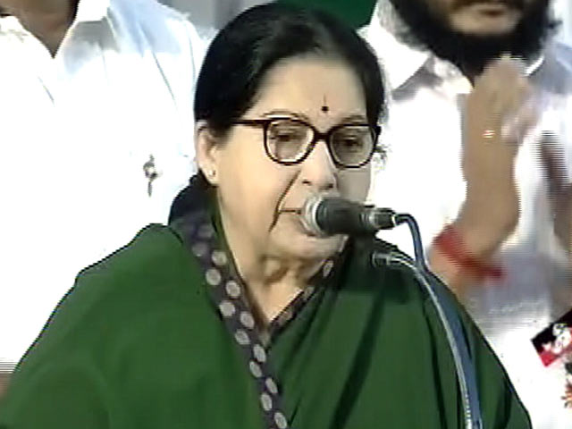 Videos : जयललिता ने ली शपथ, पांचवीं बार बनीं तमिलनाडु की मुख्यमंत्री