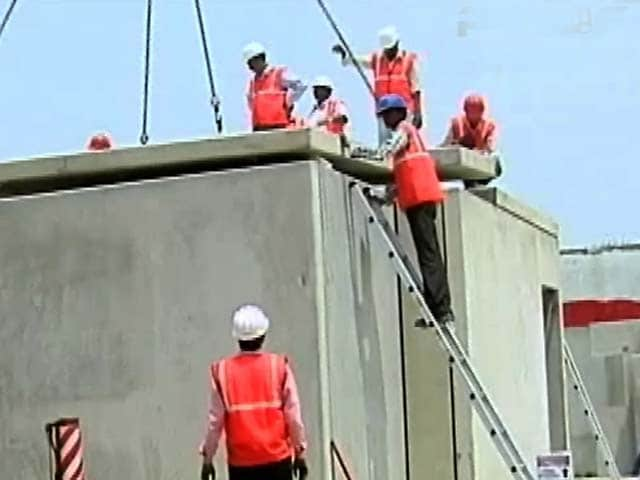 Video : Pre-Cast Tech: Delivering 2BHK Homes in 24 Hours