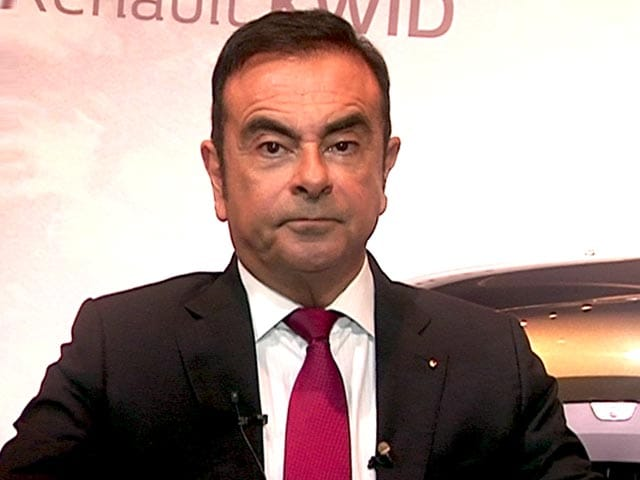 Video : No Kwid-Ding Says Carlos Ghosn!