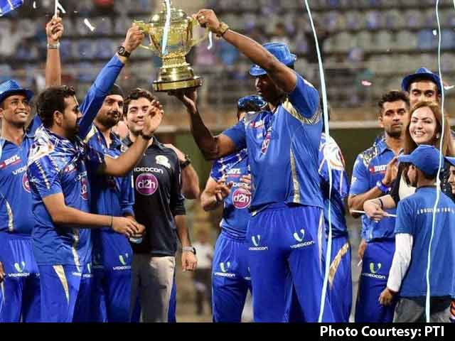 Video : IPL Champions Mumbai Indians Celebrate in Style at Wankhede