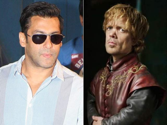 Is Salman in Tyrion Lannister's Debt?