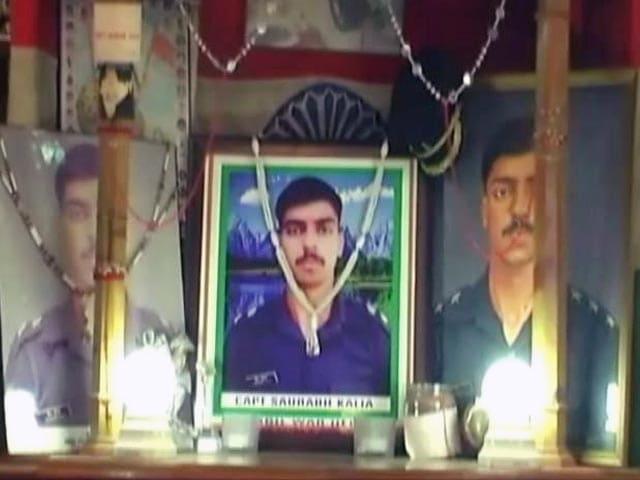 Videos : शहीद कैप्टन सौरभ कालिया पर मोदी सरकार का यू-टर्न