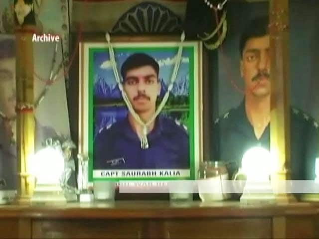 Video : Government to Take Up Kargil Martyr's Case in International Court if Supreme Court Allows