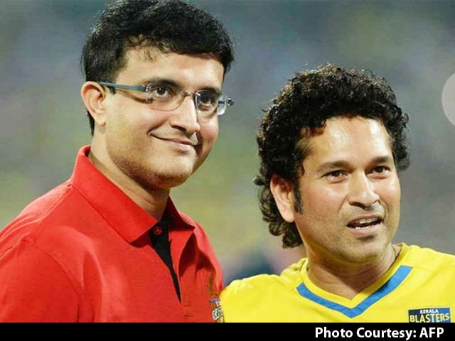 Video : Sachin Tendulkar to be India's Test Batting Mentor, Ganguly In-Charge of Overseas Tours