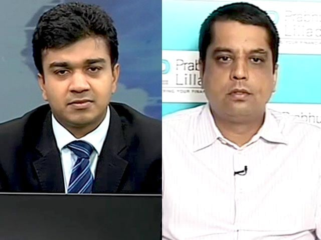 Video : FY16 Earnings Growth to be Back-Ended: Prabhudas Lilladher