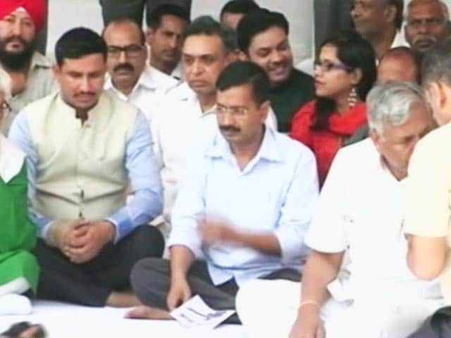 Video : In Arvind Kejriwal vs Lieutenant Governor, a Fresh Flashpoint Over Appointment of Bihar Cops