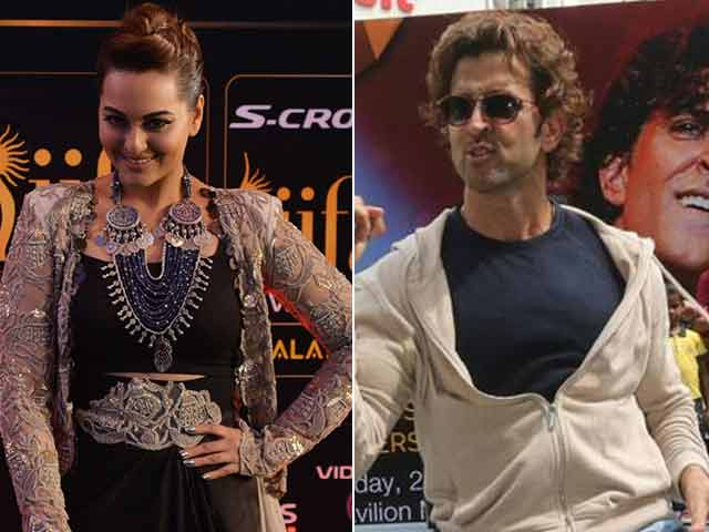 Video : At IIFA, It's Showtime With Anil Kapoor, Hrithik, Sonakshi
