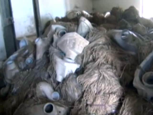 Video : Toilet Scam in Madhya Pradesh District, Rs. 1 Crore Embezzled, Say Sources