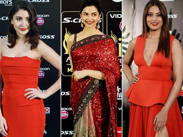 Fashion Police at the IIFA Awards 2015