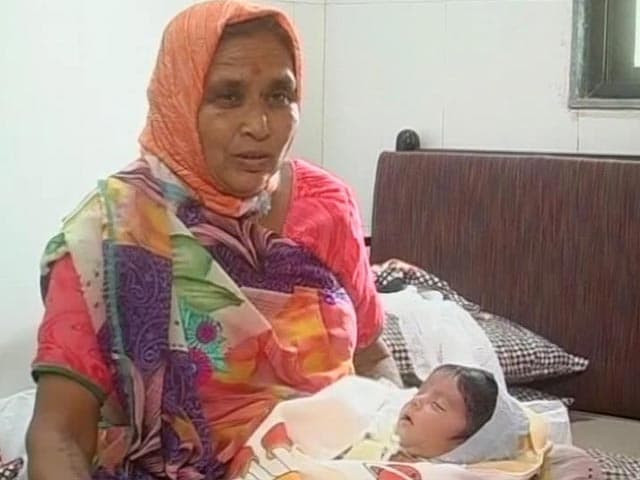 Video : At 60, This Mumbai Woman Realises Her Dream of Becoming a Mother