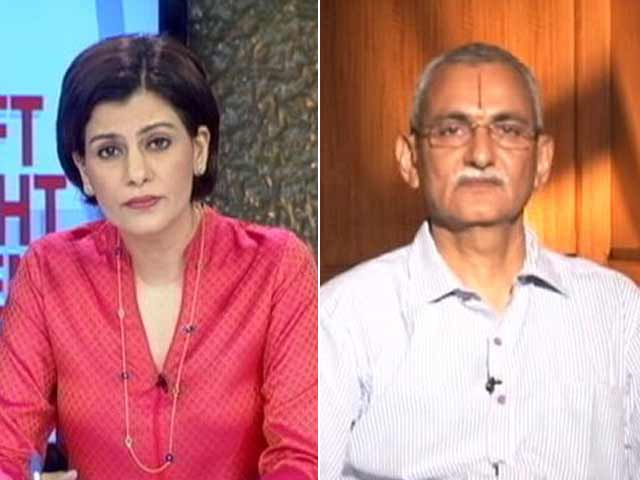 Video : Nothing Wrong in My Meetings With Former CBI Chief: New CVC to NDTV