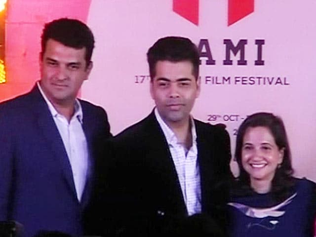 Celebs Add Star Power to Mumbai Film Festival