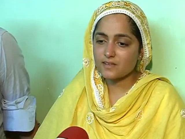 Video : 'Will Ensure Justice For My Father,' Says Daughter of Taxi Driver Killed in Mumbai Accident