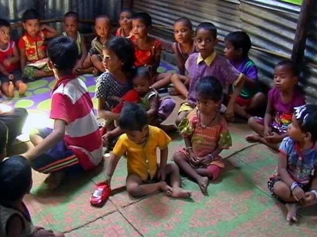 Video : महाराष्ट्र में करीब 13 लाख बच्चे कुपोषित