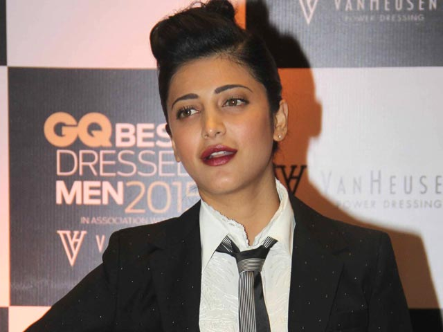 Shruti Haasan on Her Upcoming Films