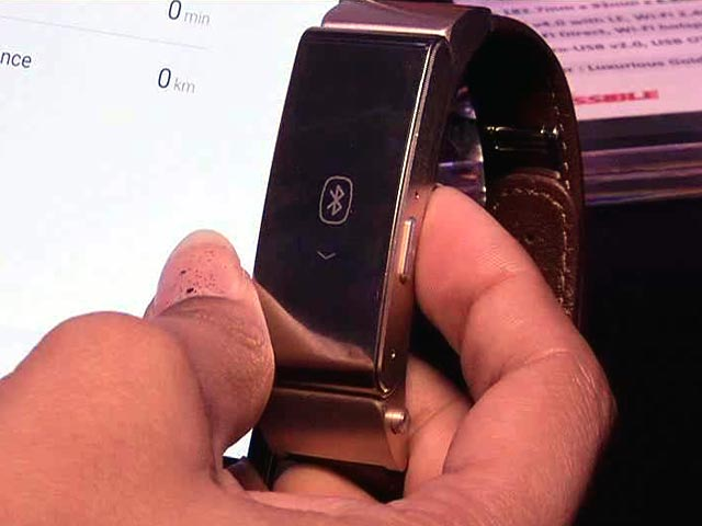 Video : Huawei TalkBand B2