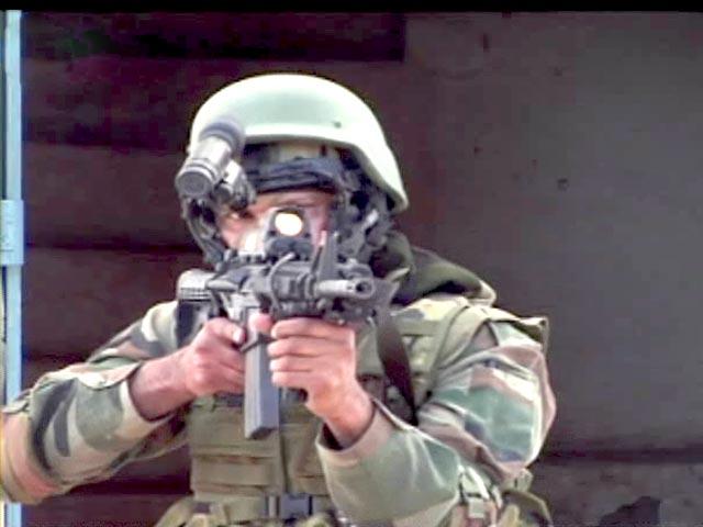 Video : भारतीय सेना के 'जांबाज' स्पेशल फोर्सेस के कमांडो