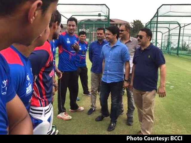 Video : Nepal Cricket Gets on Its Feet With BCCI's Help
