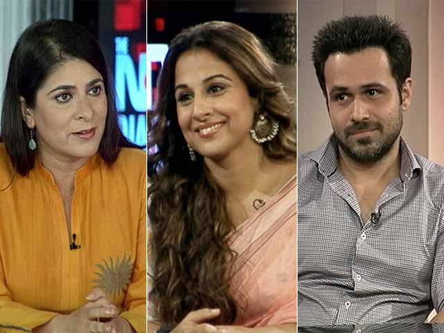 Video : The NDTV Dialogues: Is the Story Bollywood's New Hero?