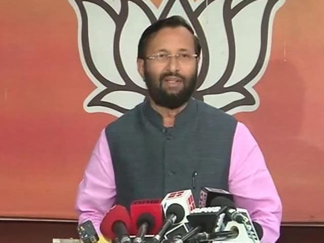 Video : BJP Responds to Congress Charges on Lalit Modi Controversy
