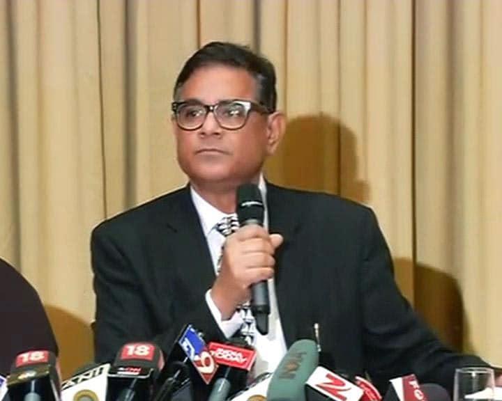 Video : ललित मोदी के खिलाफ कोई ब्लू कॉर्नर नोटिस जारी नहीं हुआ : मोदी के वकील आब्दी