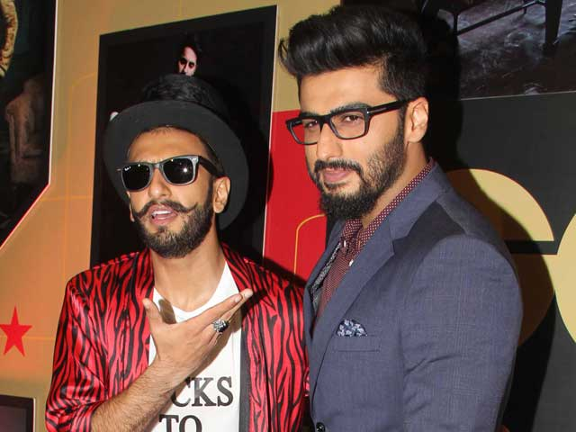 Arjun Kapoor on IIFA Hosting Gig