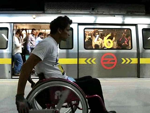 Video : Enabling India: Accessible Metro