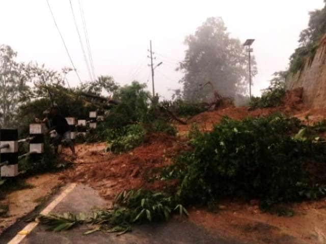 Video : 12 Killed in Meghalaya Landslides in 4 Days; Flood Situation Worsens in Assam