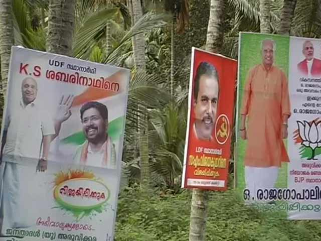 Video : Highly Charged Kerala Bypoll a Test For Parties Ahead of 2016 Elections