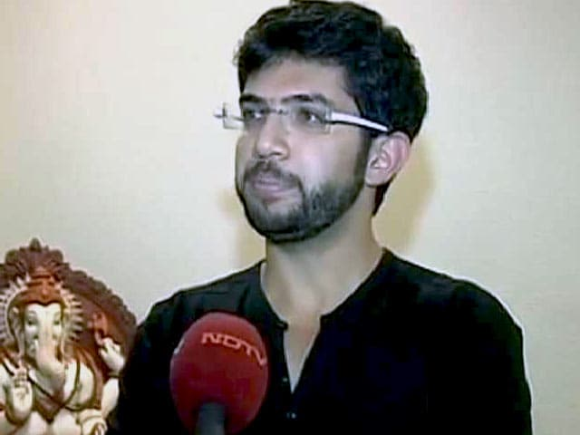 Video : Citizens' Anger Understandable: Aditya Thackeray to NDTV on Waterlogging in Mumbai After Rain